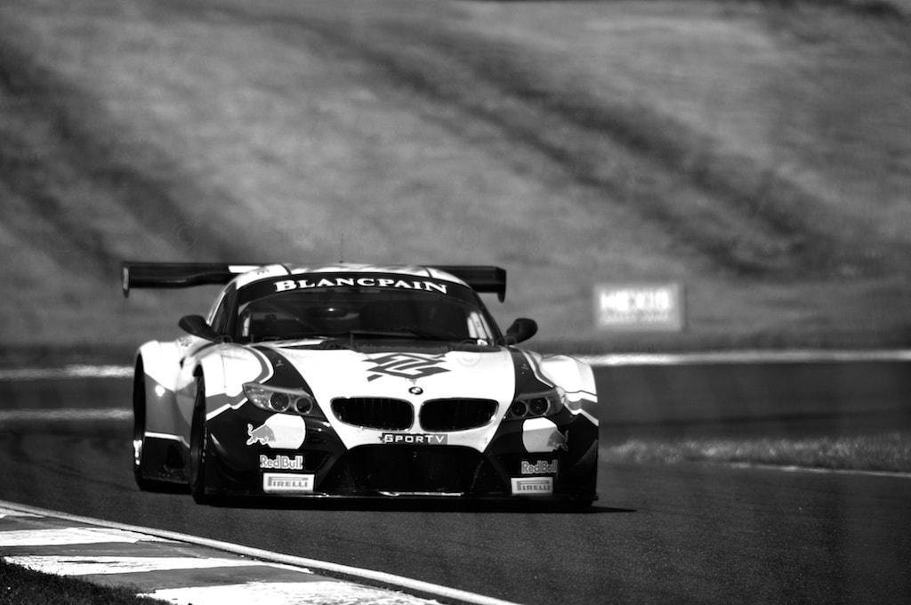 No 0, BMW Sports Trophy Team Brasil, BMW Z4, Blancpain Series, Brands Hatch 2014