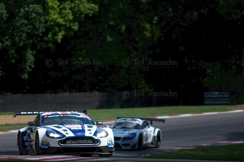No 007 Beechdean AMR Aston Martin Vantage GT3