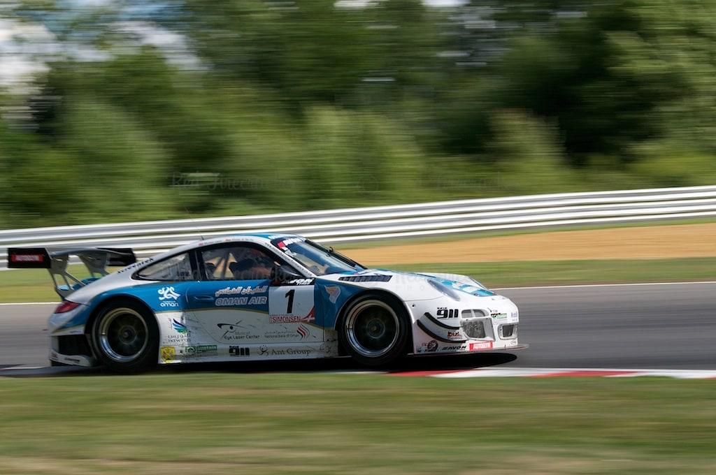 No 1 Oman Air Motorbase Porsche 997 GT3 R