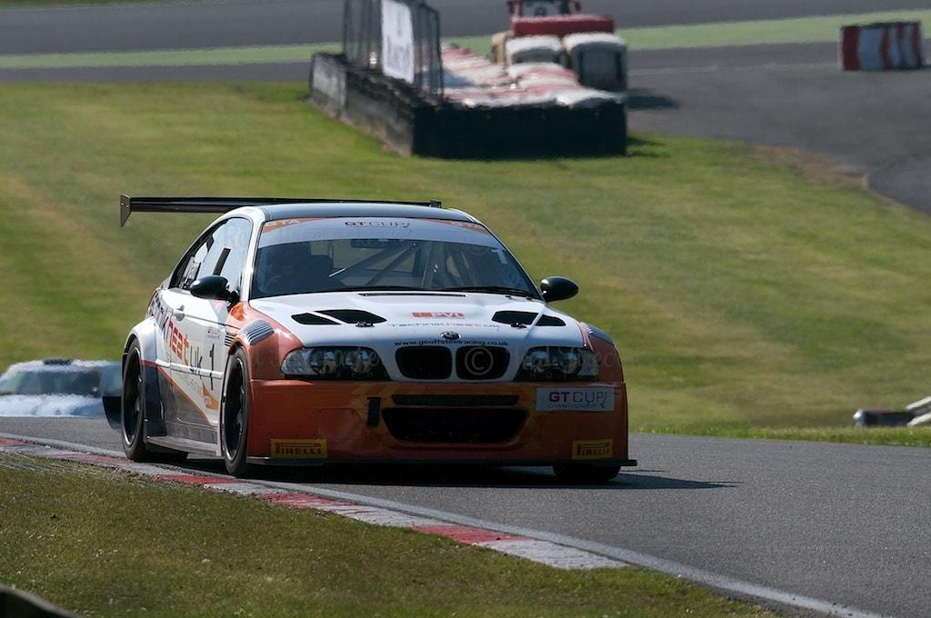 No 1, Technik Heat UK, BMW M3 V6 GTR, GT Cup, Brands Hatch 2014