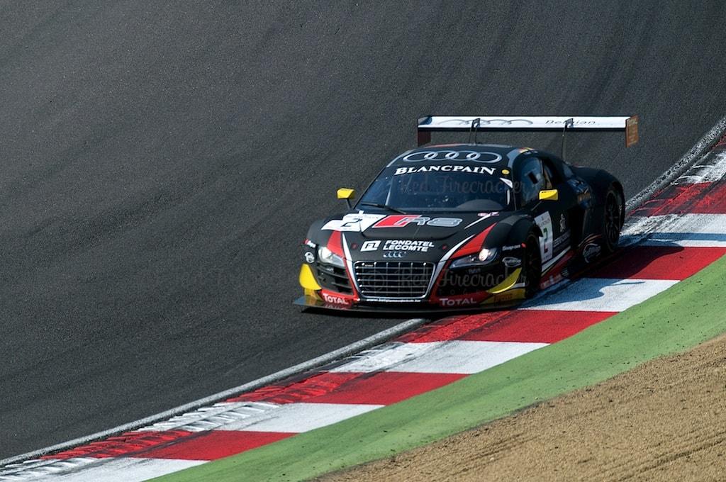No 2, Belgian Audi Club Team WRT, Audi R8 LMS Ultra, Blancpain GT, Brands Hatch 2014