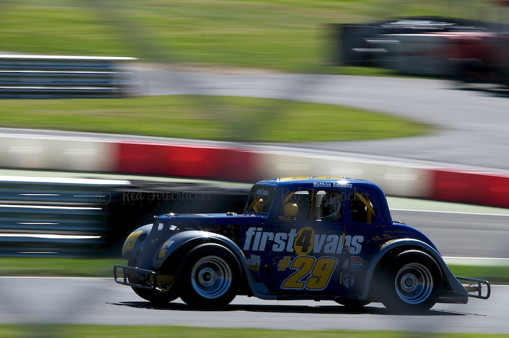 No 29, Nathan Anthony, BARC Legends Cars Championship
