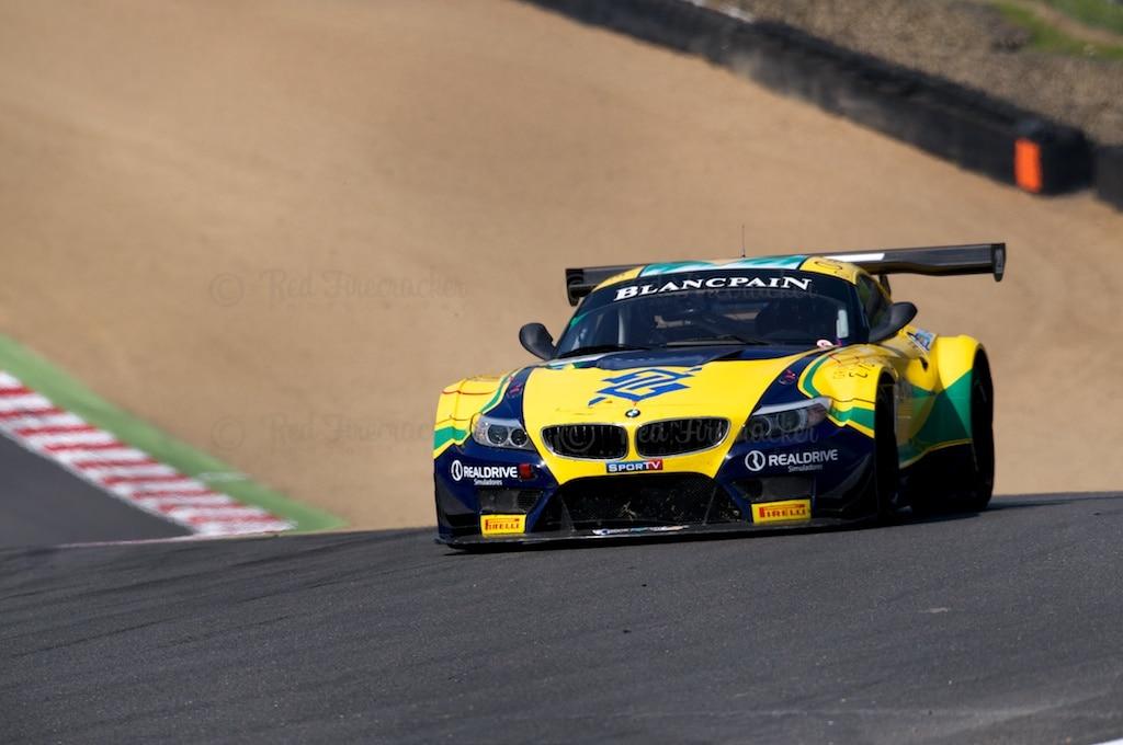 No 30, AutOrlando Sport, BMW Z4, Blancpain Series, Brands Hatch 2014