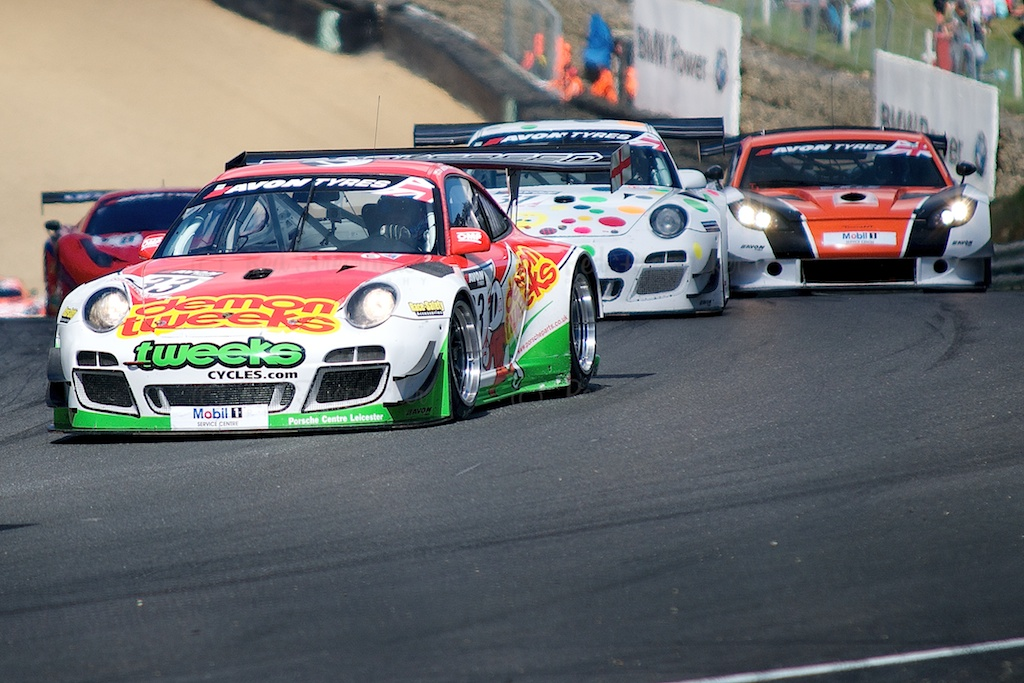 No 33 Trackspeed Porsche 997 GT3 R