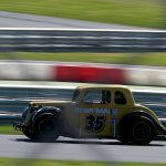No 35, Simon Newby, BARC Legends Cars Championship