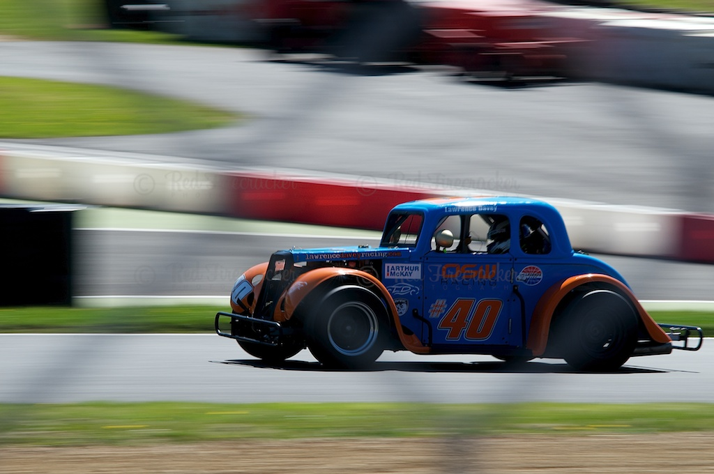 No 40, Euan McKay, BARC Legends Cars Championship