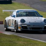 No 57, Porsche 997 GT3 Cup, GT Cup, Brands Hatch 2014