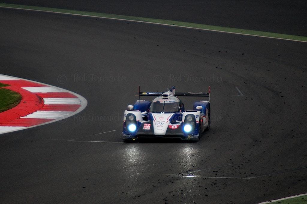 No 8, Toyota TS 040, FIA WEC Silverstone