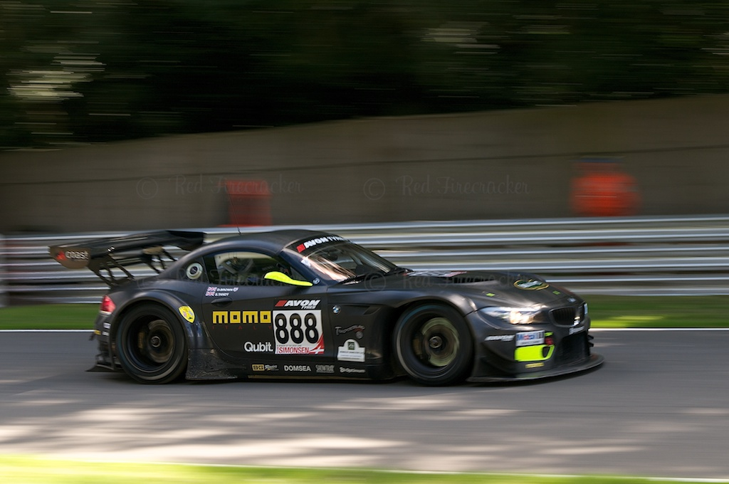 No 888 888 Optimum Racing BMW Z4 GT3
