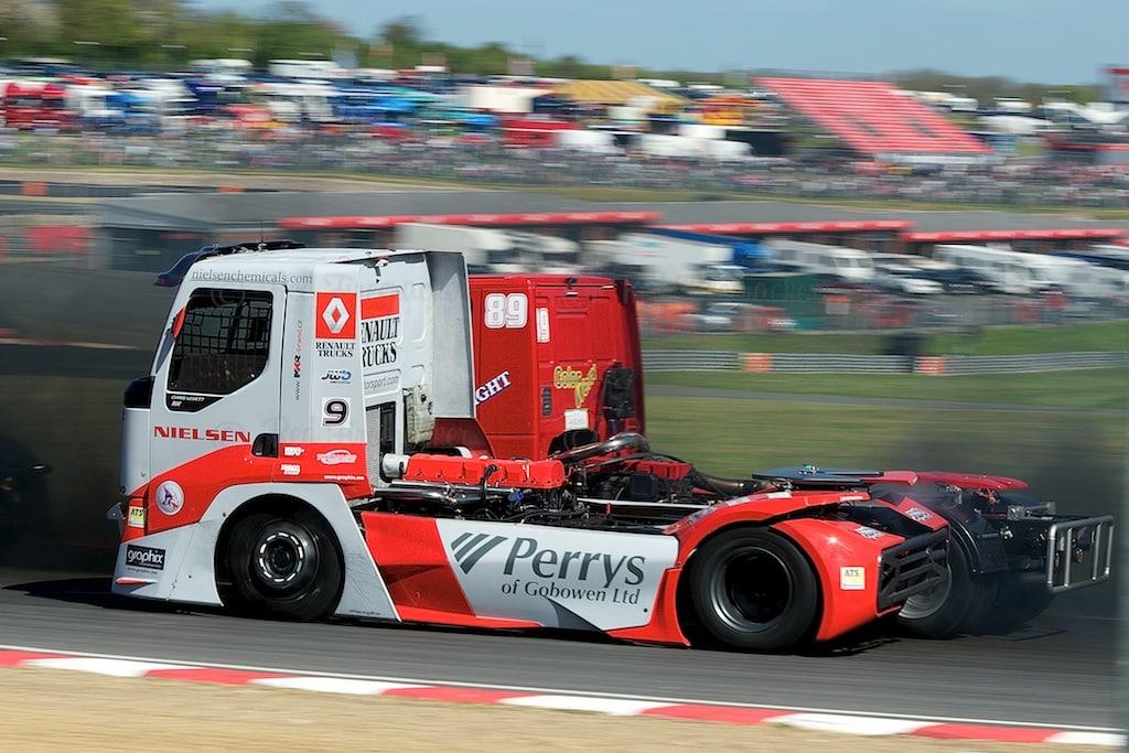 No 9, Christopher Levett, British Truck Racing Championship