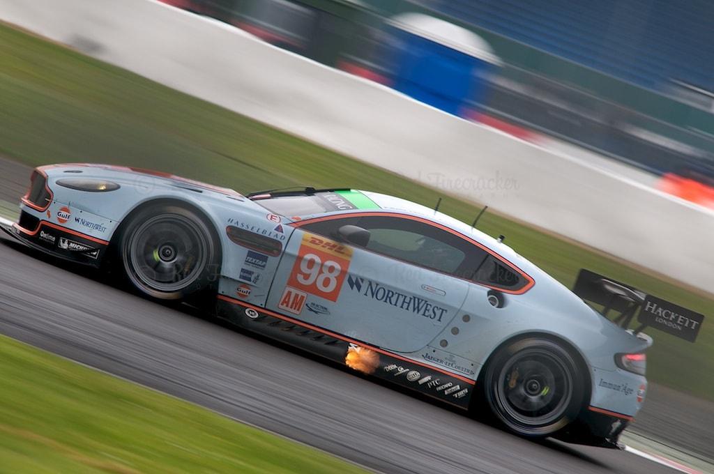 No 98, GTE AM, Aston Martin Racing, Vantage V8
