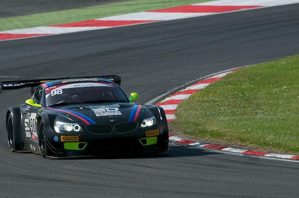 No 98, Triple Eight, BMW Z4 GT3, GT Cup, Brands Hatch 2014
