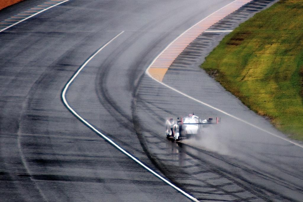 Audi Sport Team Joest R18 e-tron quattro Hybrid LMP1, Le Mans 24 Heures 2013