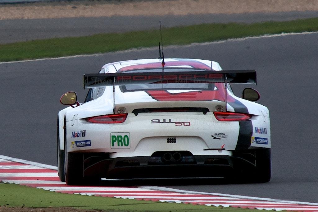 Porsche AG Team Manthey 911 RSR GTE PRO Silverstone WEC 2013