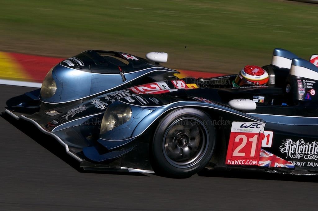 No 21 Strakka Racing HPD ARX-03c - Honda LMP1