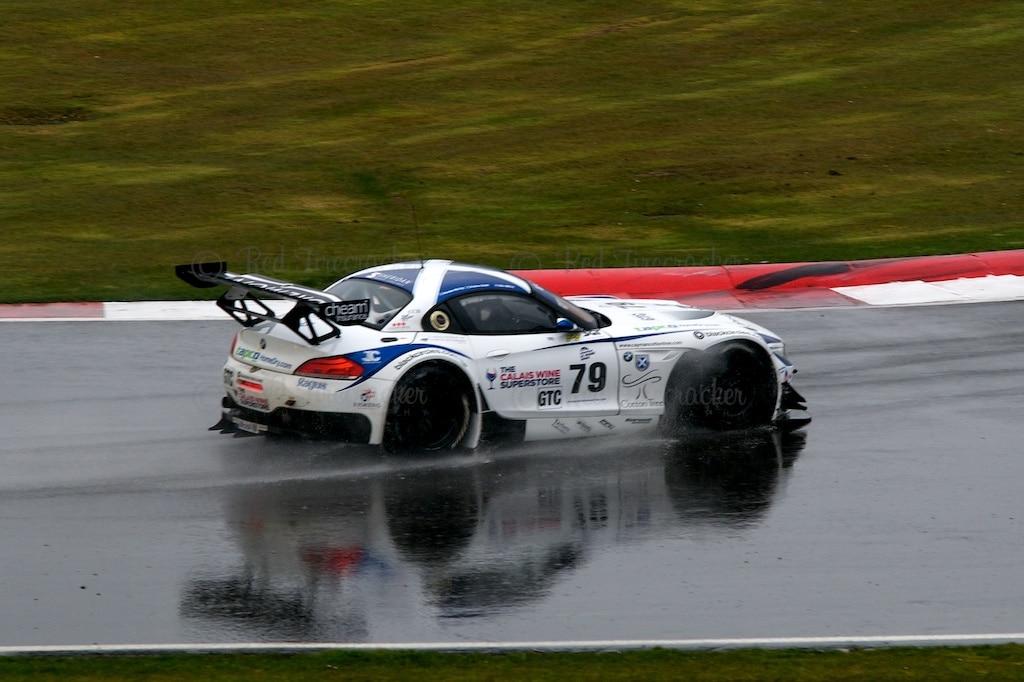 No 79 Ecurie Ecosse BMW Z4 GTC Ollie Millroy Andrew Smith Alasdair McCaig Silverstone ELMS 2013