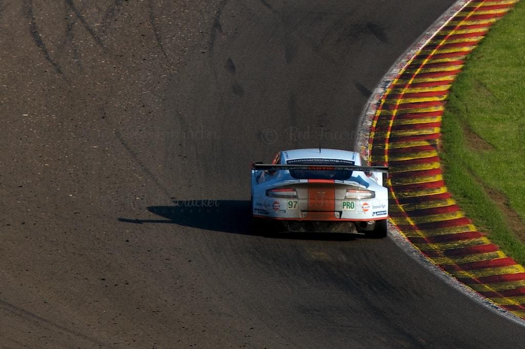 No 97 Aston Martin Vantage V8 GTE PRO